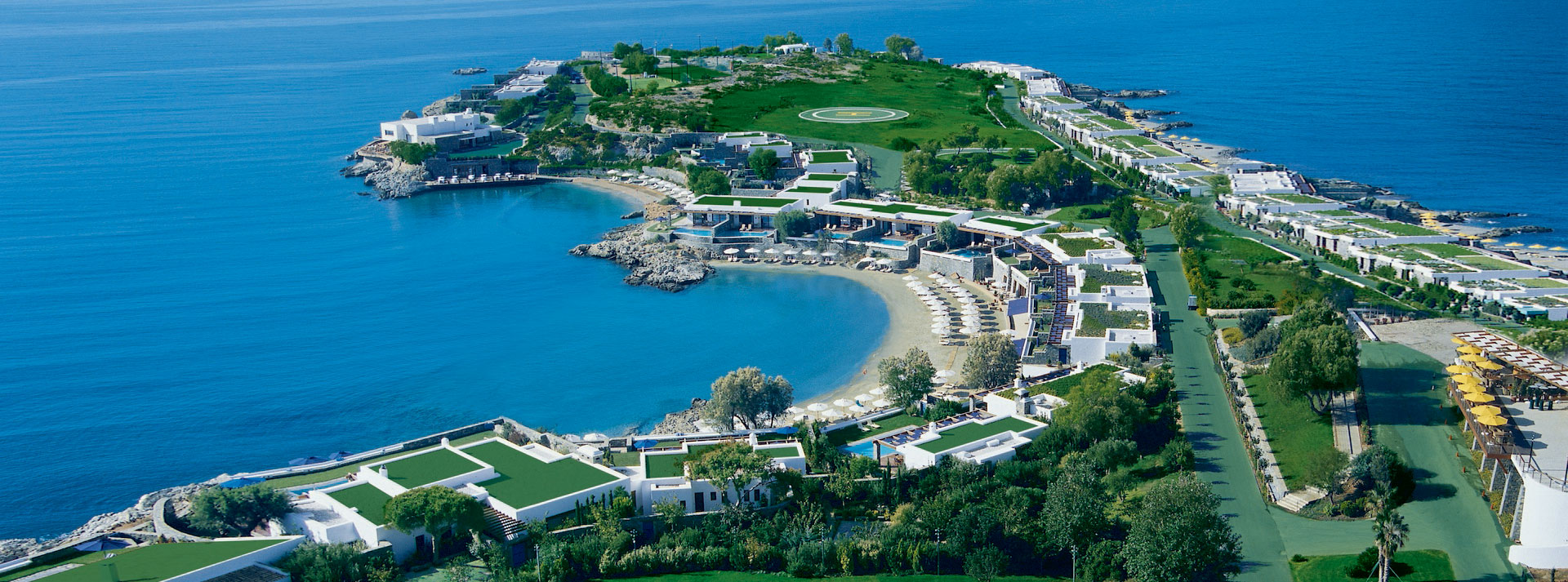 Hotel Grand Resort Lagonissi