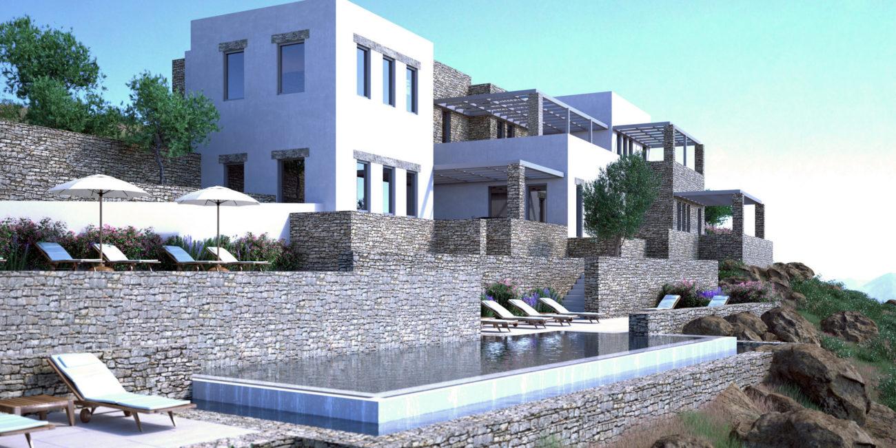 Hotel At Kithnos