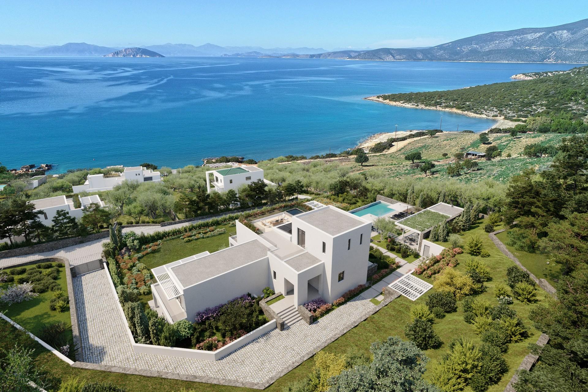 Sea Front Villas At Lepitsa