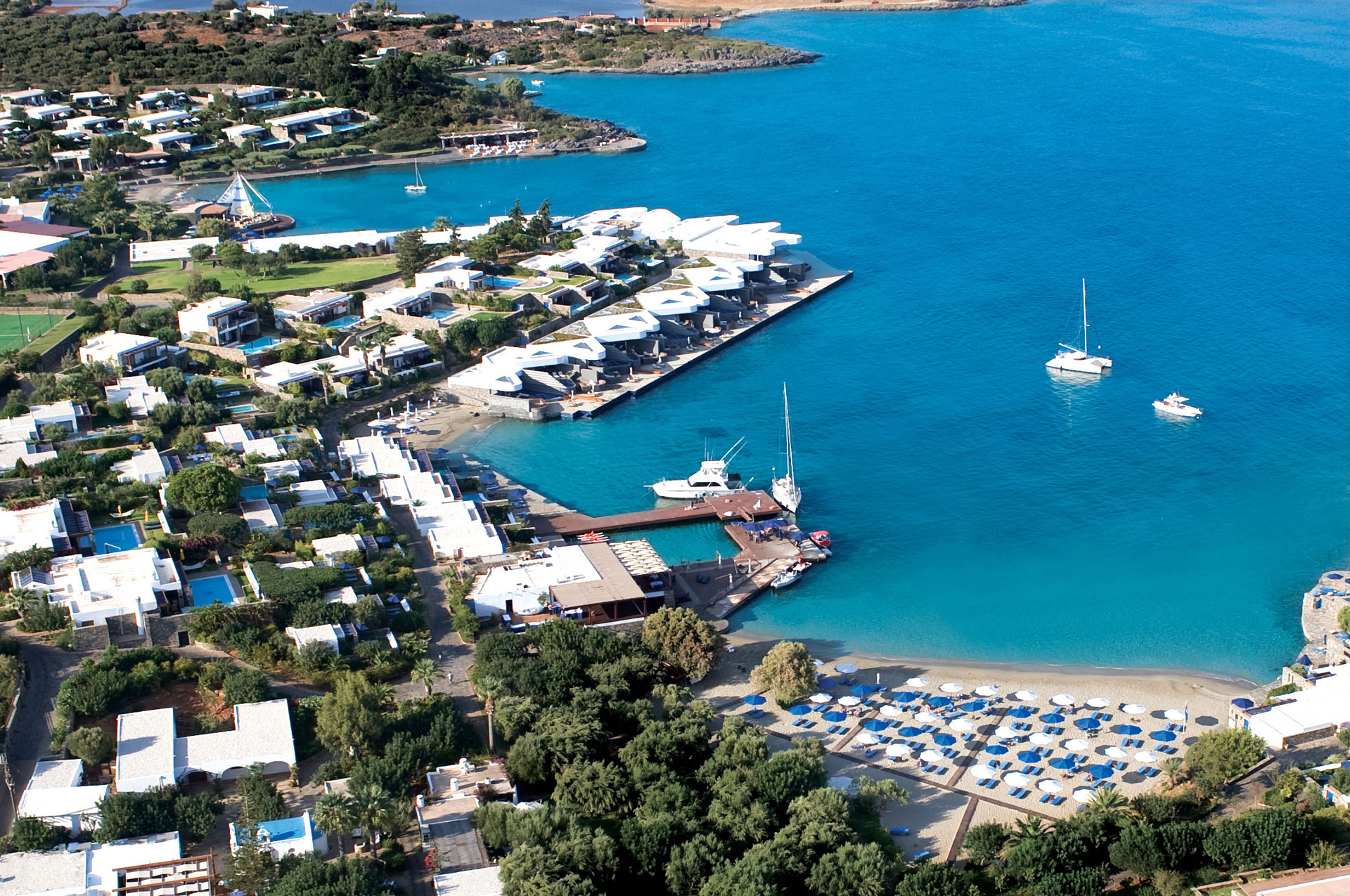 Elounda Beach Hotel & Elounda Villas