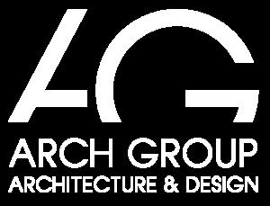 Arch Logo White