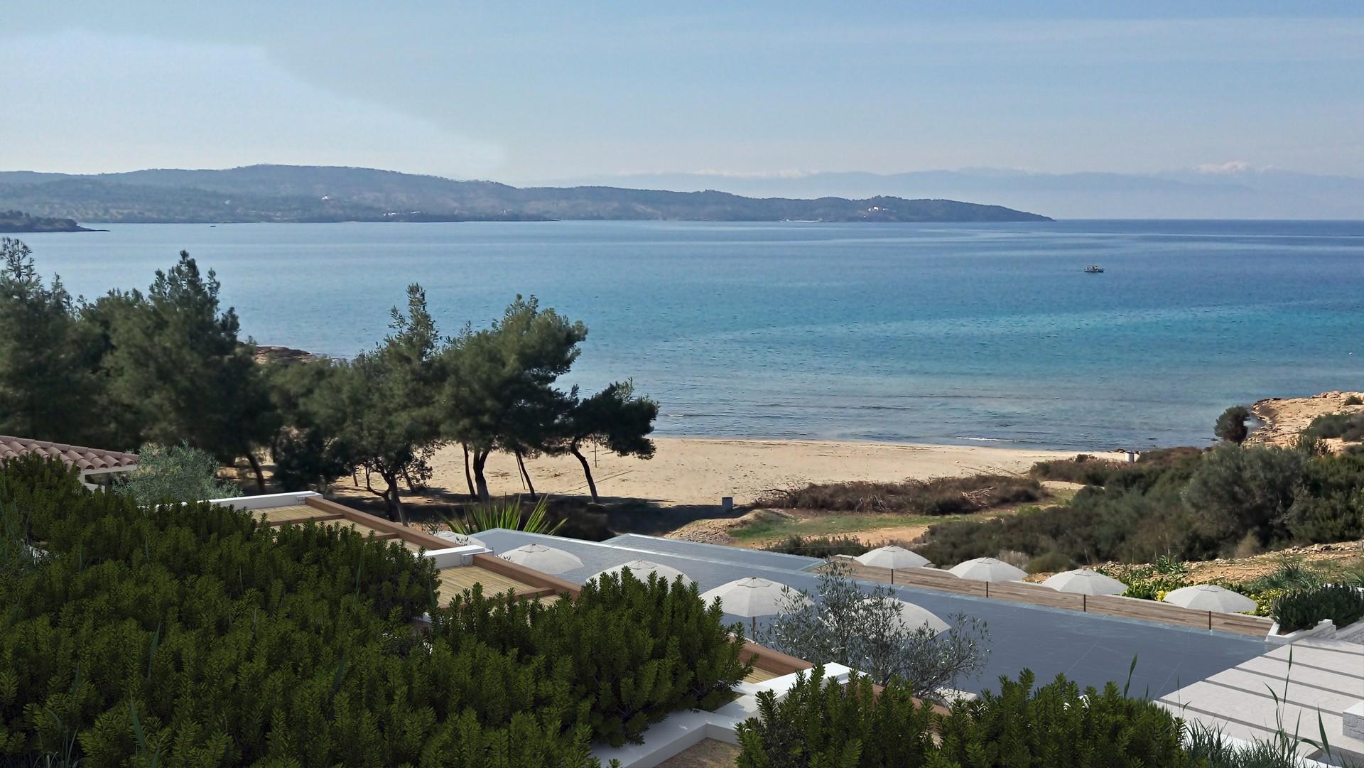 Beach Club At The Peloponesse